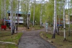 Детская площадка, корпус 18, медицинский пункт